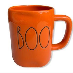 Rae Dunn Boo Orange Mug